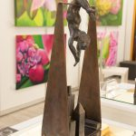 3. Platz Skulptur - Ursula Müller