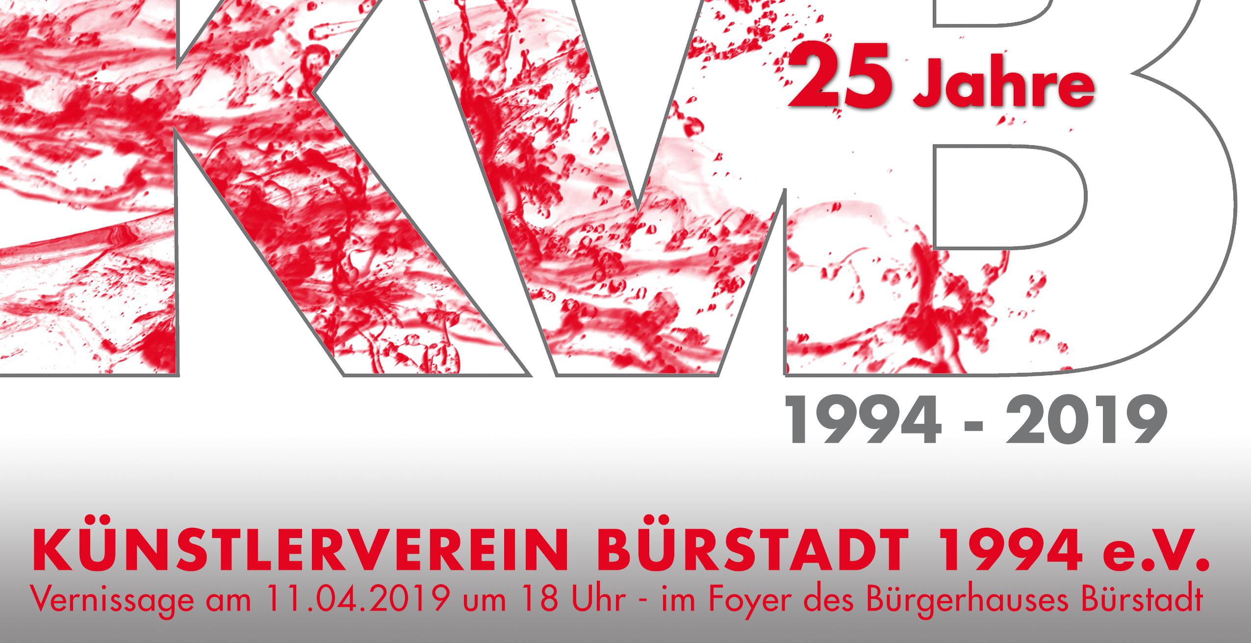 25 Jahre KVBFlyer